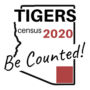 TIGERS census 2020 - Be Counted!