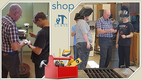 St. David USD Shop Class