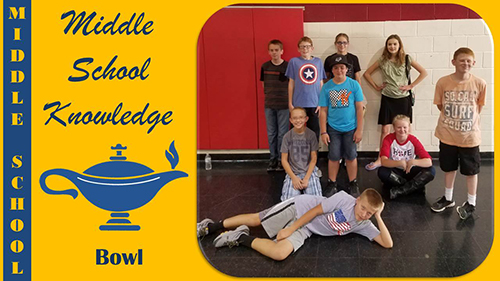 Middle School Knowledge Bowl