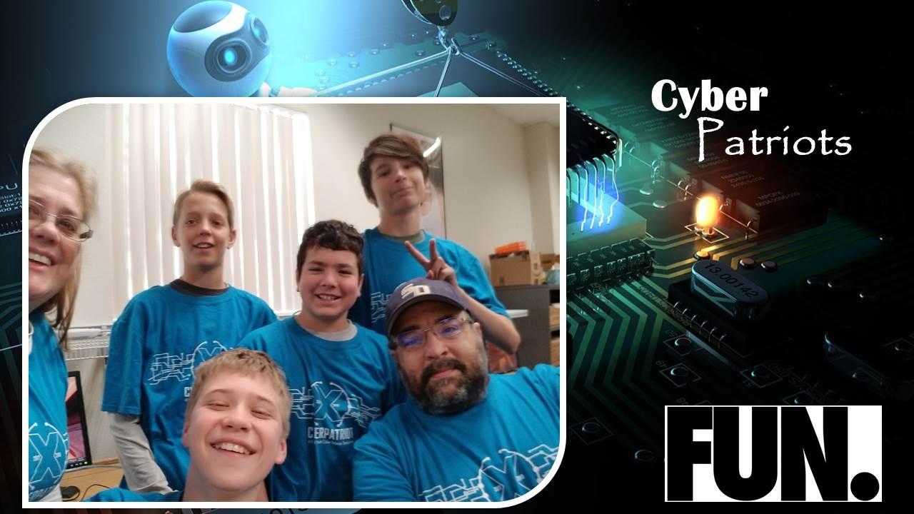 Cyber Patriots Fun