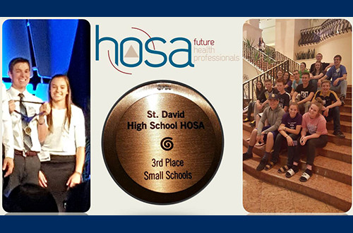 HOSA Future Health Professionals competition