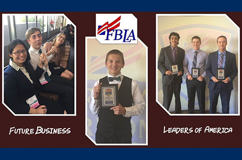 FBLA students competition