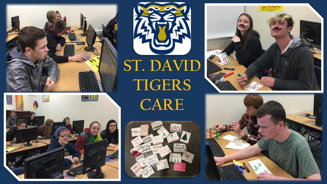 St. David Tigers Care