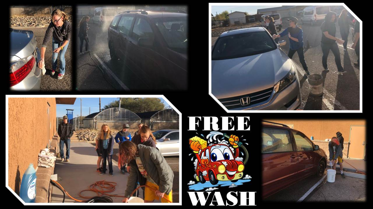 Free Wash