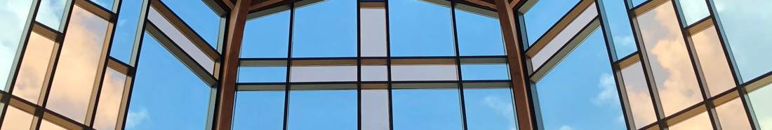 Church glass windows