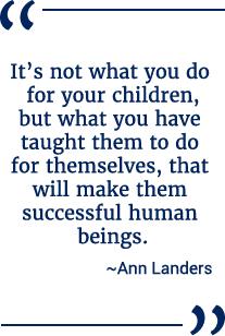 Landers quote