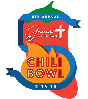 5th Annual Grace Lutheran CHILI BOWL 2.16.19