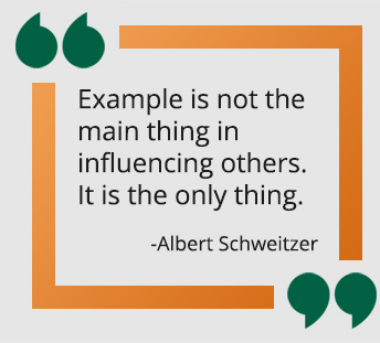 Albert Schweitzer quote