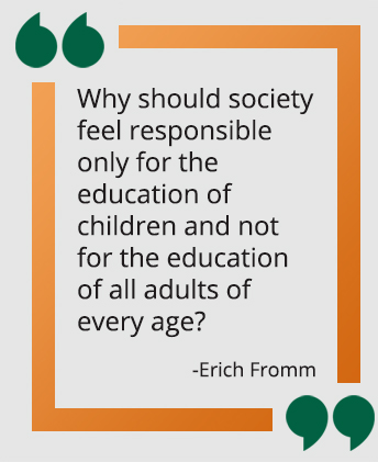 Erich Fromm quote