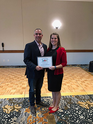 2019 PARASS Educator of the Year