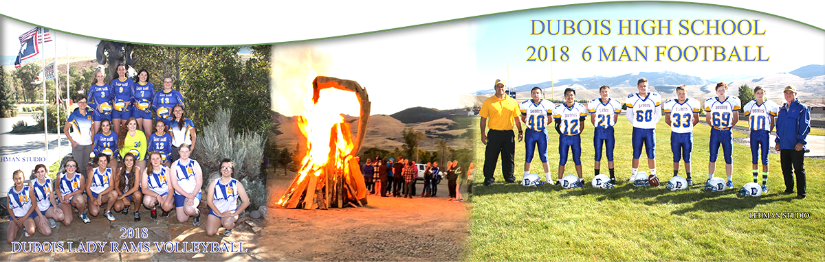 Fremont County School District Student Athletes