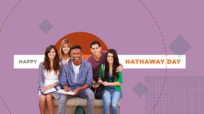 Happy Hathaway Day
