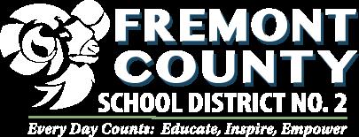Fremont County School District No. 2 Logo