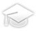 Grad Cap Icon
