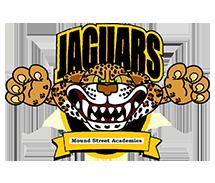 Mound Street Academies Jaguars Logo