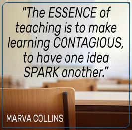 Marva Collins Quote