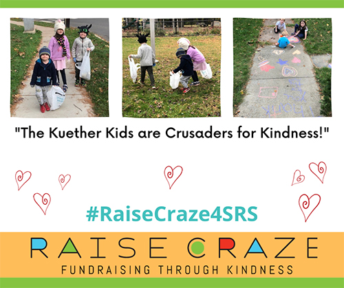 The Kuether Kids are Crusaders for Kindness!