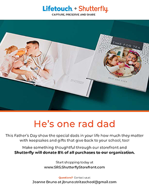 Lifetouch and Shutterfly flyer
