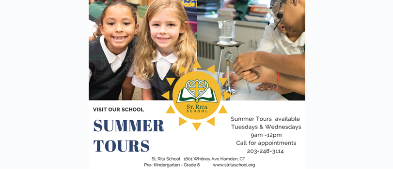 Visit Our School Summer Tours