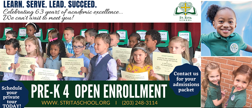LEARN. SERVE. LEAD. SUCCEED. Link to Enrollment page