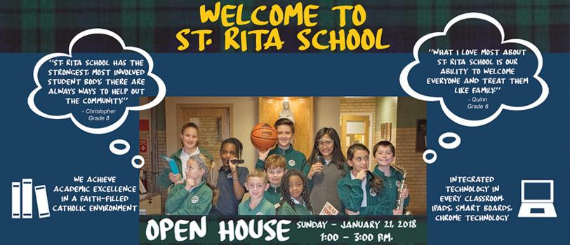 Open House January Sunday, January 21, 2018 from 1-3pm