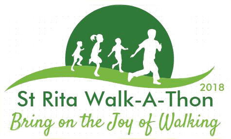 St Rita Walk-A-Thon 2018 - Bring on the Joy of Walking