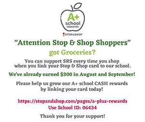 Attention Stop & Shop Shoppers flyer