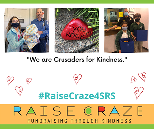 We are Crusaders for Kindness