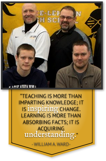 Teaching is more than imparting knowledge; it is inspiring change. Learning is more than absorbing facts; it is acquiring understanding. - William A. Ward