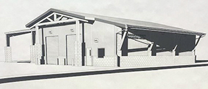 David & Lucille Swope Bus Maintenance Facility building