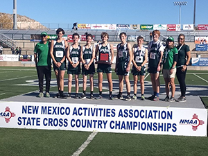 New Mexico activities association state cross country championships
