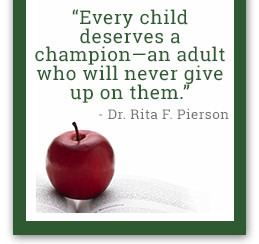 Dr. Rita F Pierson Quote