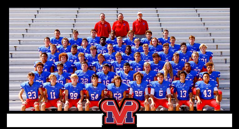 Junior Varsity Football Team