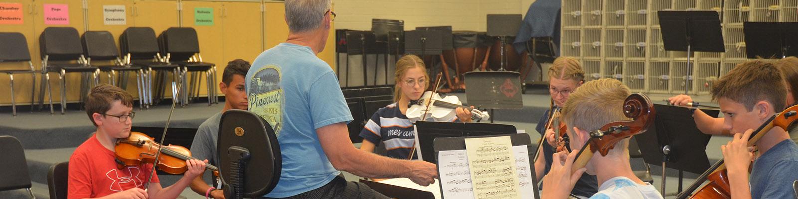 Summer Academy Orchestra