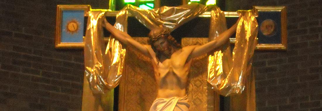 Saint Anthony Crucifix