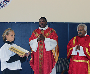 Clergy and Staff