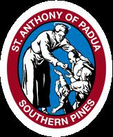 St. Anthony of Padua logo