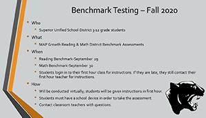 fall 2020 benchmark