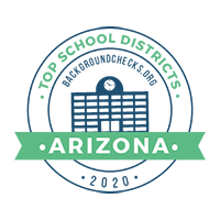 Top School Districts Arizona 2020 Badge
