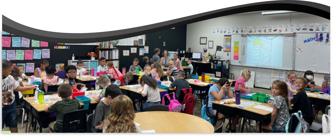 Tartesso teachers dressed for Christmas