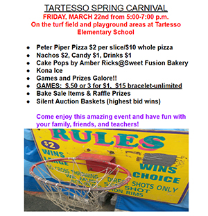 Tartesso Spring Carnival