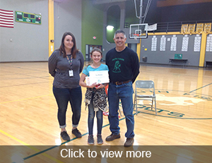 November student of the month gallery
