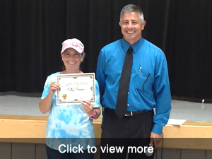 View more photos of March Students and Teachers of the Month