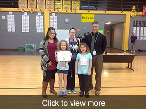 Click to view more December/January Students of the Month