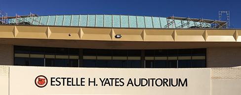 1-Estelle H. Yates Auditorium