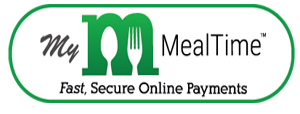 My MealTime. Fast, Secure Online Payments