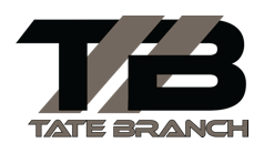 Tate Branch logo
