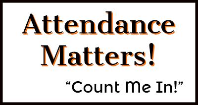 Attendance Matters - Count Me In!