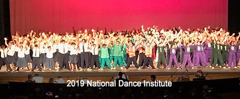 2019 National Dance Institute