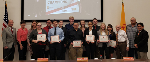 Artesia High BPA-State Champions 2019